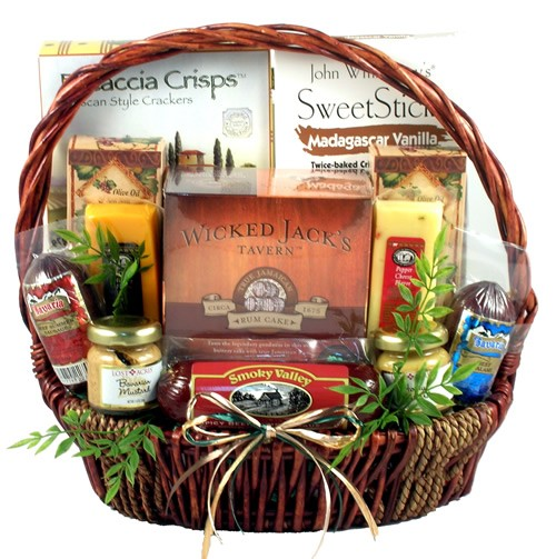 #1 Dad! Father's Day Gift Basket