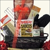 Savory Collection BBQ Gift Basket