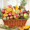 Abundance Of Fruits: Fruit Gift Basket
