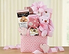 Adorable Baby Girl Gift Basket
