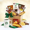 A Gift Of Starbucks Gift Basket