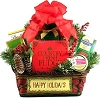 A Joyful Christmas: Holiday Gift Basket