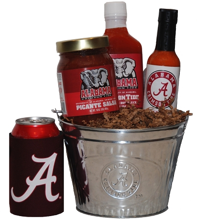 University of Alabama Gift Basket