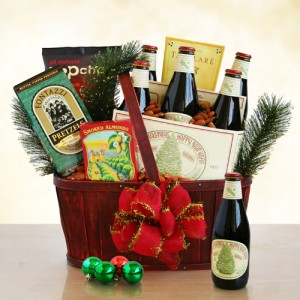 Anchor Steam Christmas Ale Gift Basket