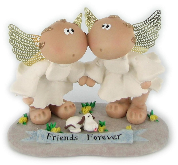 Russ Angel Cheeks: Friends Forever Collectible