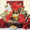 Anniversary Gourmet Breakfast Gift Basket For Two