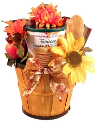 Autumn Celebration: Fall Breakfast Basket