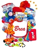 Baby Einstein Curious Babies: Personalized Baby Gift Basket
