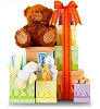 Adorable Baby Gift Tower