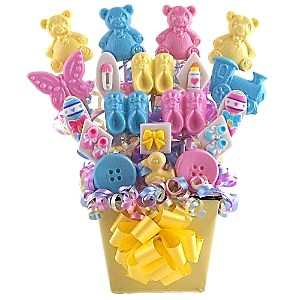 Baby Time Candy Bouquet