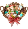 Baked Goods Christmas Edition Gourmet Gift Basket