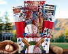 Ballpark Favorites Gift Basket