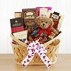 A Sweet Gift For My Valentine Gift Basket