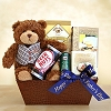 Bear Hug  For Dad: Father's Day Bear Gift Basket