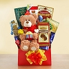 Beary In a Box: Happy Birthday Gift Basket