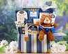 Bear Love: Thinking Of You Teddy Bear Gift Basket
