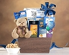 Bear's Love: Thank You Teddy Bear Gift Basket