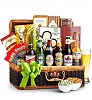 Beer Lover! Gourmet & Beer Gift Basket