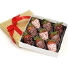 Belgian Chocolate Dipped Strawberries