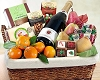 Best of the Best Cider & Fruit Holiday Basket