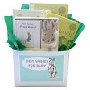 Best Wishes For Baby: Peter Rabbit Gift Basket
