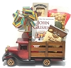 Birthday Party Wooden Truck Gift