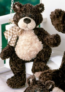 Gund Teddy Bear Bixby