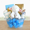 Blessings For Baby Boy ~ Christening Gift Basket
