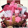 Blissful Mother's Day Spa Gift Basket