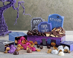 Boo Halloween Chocolate Gift