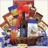 Boston Red Sox Club: Chardonnay Wine Gift Basket