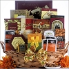 Bountiful Gourmet Delight: Gourmet Thanksgiving Gift Basket