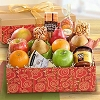 Bouquet Of Fruits: Gourmet & Fruit Gift Basket