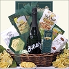 Bubbly Sparkling Wine Gift Basket