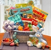 Bunny In Bloom: Children's Easter Basket
