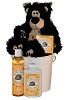 Burt's Bees & Bear: Baby Bee Spa Gift Basket