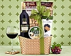 Cabernet Wine & Gourmet Food Gift Basket