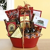 California Microbrew Beer & Snacks Basket