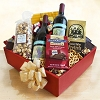 California Wines Delight Gift Basket