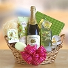 Celebrate Love: Spa Valentine Spritzer Gift Basket