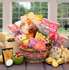 Celebrating Easter: Chocolate Easter Gift Basket