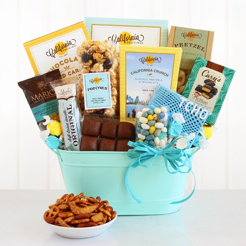 Celebration Of Sweets Gift Baskets