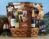 Chardonnay Cabernet and Moet & Chandon Champagne Basket