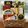 Classic Cheese & Crackers Collection Gift Basket