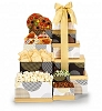 Cheese & Gourmet Gift Tower