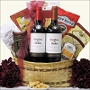 Red Duet Chilean Wines: Father's Day Gourmet Wine Gift Basket