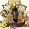 Chocolate Delights  Wine Gift Basket