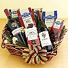 Chocolate Heaven Basket Gift