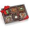 Christmas Belgian Chocolate Graham Crackers Gift Box