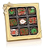Christmas Chocolate Dipped Krispies® Gift Box of 9